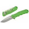 Couteau pliant 19 cm - couleur tendance vert