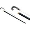 Canne épée 89cm cobra de marche - serpent métal