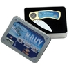 Coffret couteau Navy marine - collection