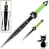 Epée + dague fantastique Démon - Full tang acier inox