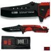 Couteau pompier titane G10 - RUI Tactical Knives