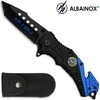Couteau pliant 20,2cm AIR FORCE - design ALBAINOX