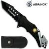 Couteau pliant 20,2cm MARINE - design ALBAINOX