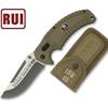 Couteau tactique TITANE 21cm Coyote - RUI