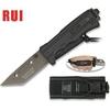 Couteau tactique TITANE 21cm tanto confort - RUI