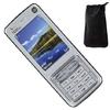 Téléphone portable taser électrique - gris 1.000.000 volts