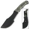 Machette portable 28cm camouflage - Full tang acier