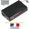 Taser shocker compact 7,5cm noir - Tazer 2 000 000 volts