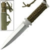 Dague couteau 25,5cm militaire - poignard full tang