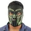 Masque en néoprène, airsoft moto biker - Design Reptile