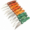 Lot pack 9 couteaux en vrac - déstockage couteau
