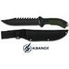 Poignard couteau tactique 32cm lame design - ALBAINOX