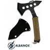 Hachette hache 27,5cm full tang acier - ALBAINOX