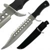 Poignard Bowie de survie 45cm - couteau chasse
