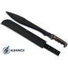 Machette tactique 59cm coupe-coupe - ALBAINOX