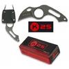 Couteau griffe compact 12,5cm titane - K25 de RUI