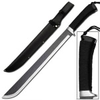 Epée-katana black sword 58cm - Machette