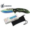 Couteau pliant 20cm RAINBOW + pochette - ALBAINOX