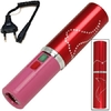 Taser shocker 3 600 000 volts ! électrique rouge - Make up tazer