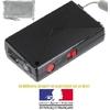 Taser shocker 2 000 000 volts ultra-compact 7,5cm noir - Tazer