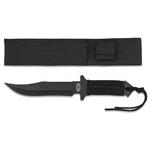 Poignard couteau 29,5cm full tang - Tactique ALBAINOX.