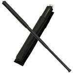 Matraque télescopique 50cm acier - Résistante et maniable..