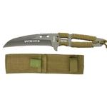 Couteau full tang acier 21,2cm ALBAINOX - militaire.