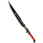 Epée katana Zombie 71cm full tang ZOMB-WAR machette.