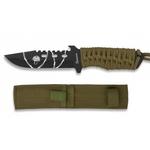 Couteau compact 18cm poignard full tang ALBAINOX.