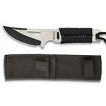 Couteau compact 18,6cm poignard full tang ALBAINOX.