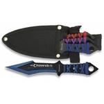 3 Couteaux de lancer 17cm multicolore ALBAINOX.