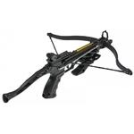 Arbalète pistolet 80 livres noire + 3 flèches - ANGLO ARMS..