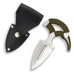 Dague couteau botte push-dagger 12,7cm ALBAINOX