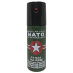 Bombe lacrymogène 60ml GAZ défense - Lacrymo NATO....