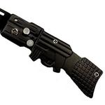 Couteau automatique cran darrêt 16cm FUSIL compact.