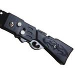 Couteau automatique cran darrêt 16cm BATMAN FUSIL.