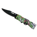 Couteau automatique BATMAN FUSIL cran d'arrêt 16cm