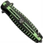 Couteau pliant Zombie Killer, Biohazard - AZ9372