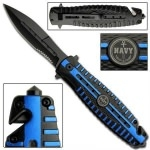 Couteau pliant Navy marine - AZ930