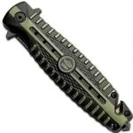 Couteau pliant Militaire army - AZ9312