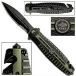 Couteau pliant Militaire army - AZ931