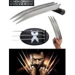 Griffe Wolverine Xmen 31cm - acier inox