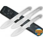 3 Couteaux Assassin's Creed 27cm - couteau jet