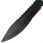 Poignard Killer 33,5cm Zombie - Couteau CH01172