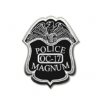Logo Police Magnum
