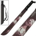 Machette 55cm Survival Zombie - WG1098