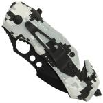 Couteau arctique 15,5cm camouflage - WG9233