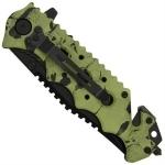 Couteau Zombie 21cm pliant - CH01053