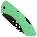Couteau Zombie 19,5cm antidérapant - CH01062