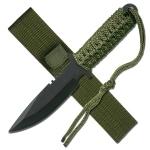 Couteau survie + pierre allume feu - HK75252